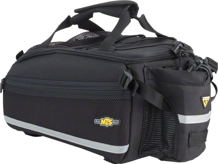 Trunk Bag EX Strap Mount: Black