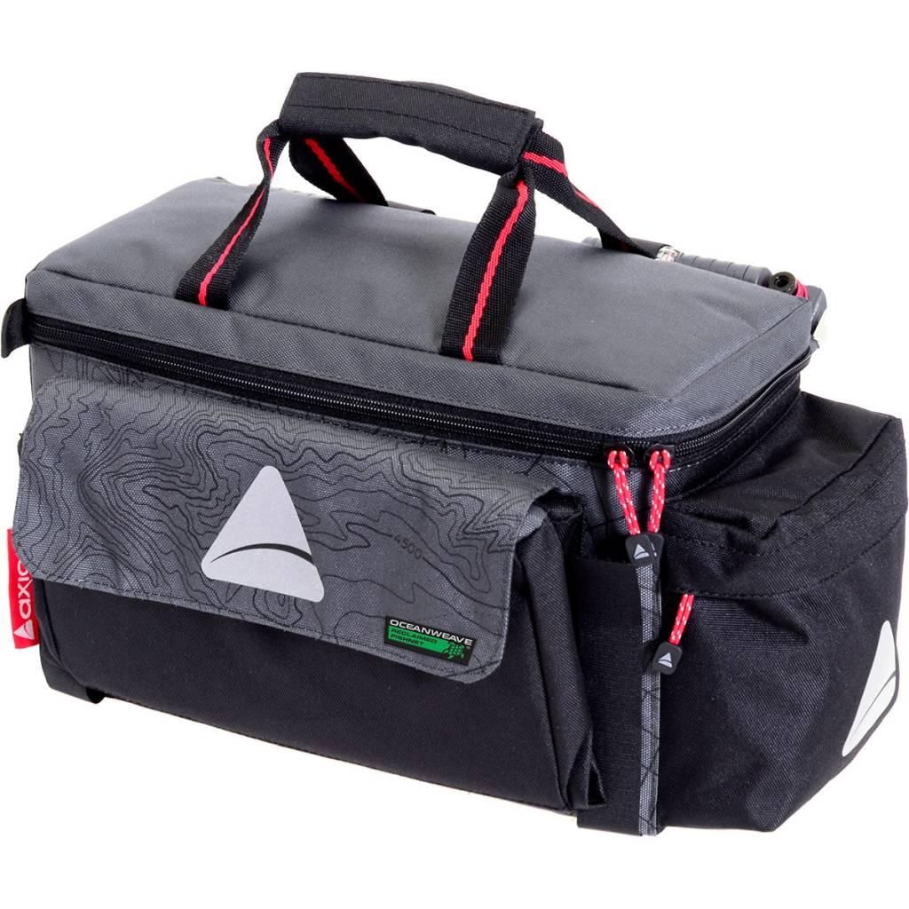 Seymour Oceanweave EXP15+ Trunk Bag: Gray/Black
