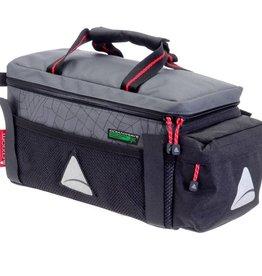 Axiom Axiom Seymour Oceanweave P9 Trunk Bag: Gray/Black