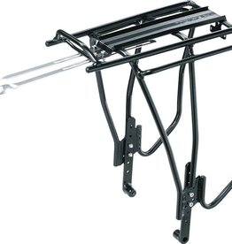 Topeak Topeak Uni Super Tourist Fat Disc Rack: Black