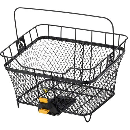 MTX Rear Basket: Black
