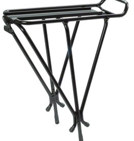 Topeak Topeak Explorer Rear Rack: Black Fits MTX Trunk Bags