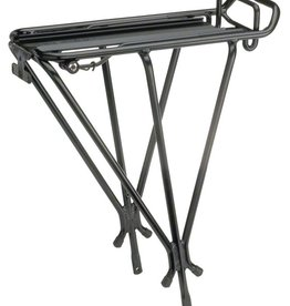 Topeak Topeak Explorer Rear Rack with Spring Clip: Black