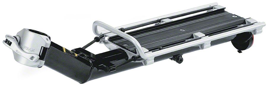 Topeak Beam Seatpost Rack MTX V-Type for Large Frames: Fits 25.4-31.8mm seatpost