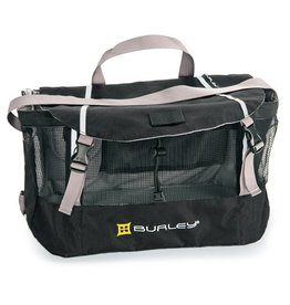 Burley Burley Travoy Upper Market Bag: Black