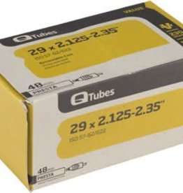 "Q-Tubes Q-Tubes Value Series Tube with 48mm Presta Valve: 29"" x 2.125-2.35"""