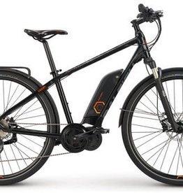 Raleigh Cadent iE Step Over 28 mph - 2018