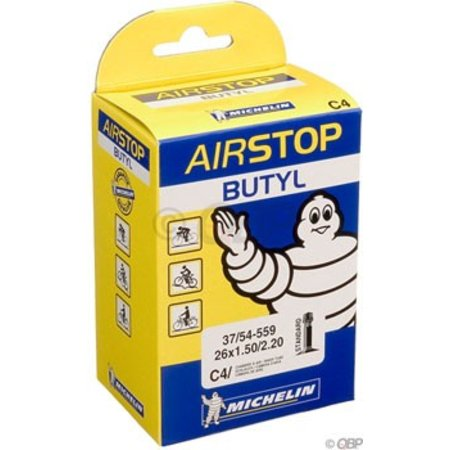 AirStop Butyl Presta Tube 26x1.6-2.1