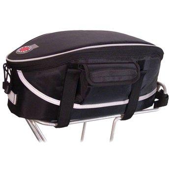 Rack Top Bag: Black