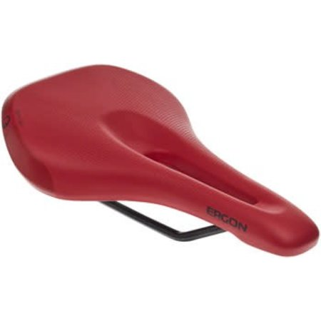 Ergon SM Sport Gel Womens Saddle Medium/Large, Berry