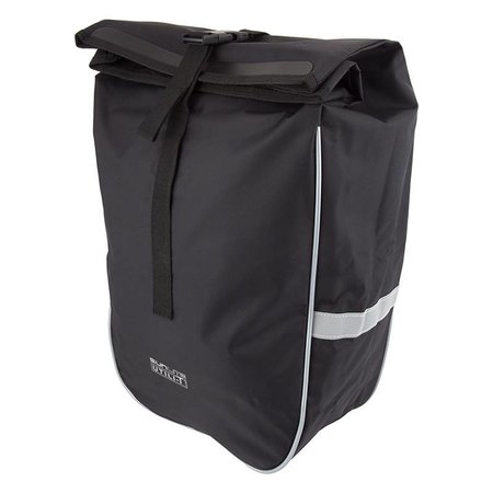 Sunlite Utili-T Waterproof Rear Pannier Black/Gray