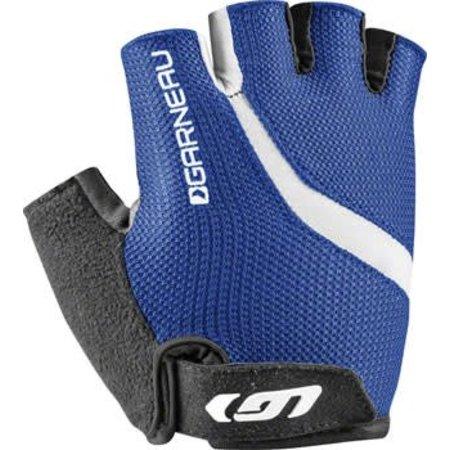 Louis Garneau Biogel RX-V Women's Glove: Dazzling Blue LG