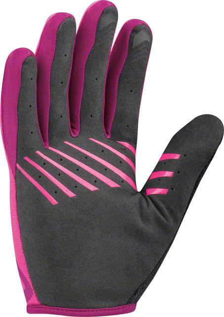 Louis Garneau Ditch Women's Glove: Pink Glow LG