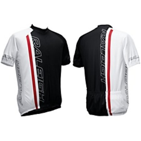 Raleigh Militis Jersey Small Black/White 89-37-050