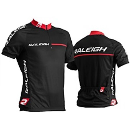 Raleigh Riding Jersey XXL Black