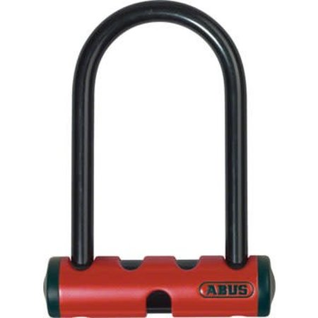 ABUS Keyed U-Lock U-Mini 40: Red