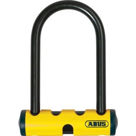 ABUS Keyed U-Lock U-Mini 40: Yellow