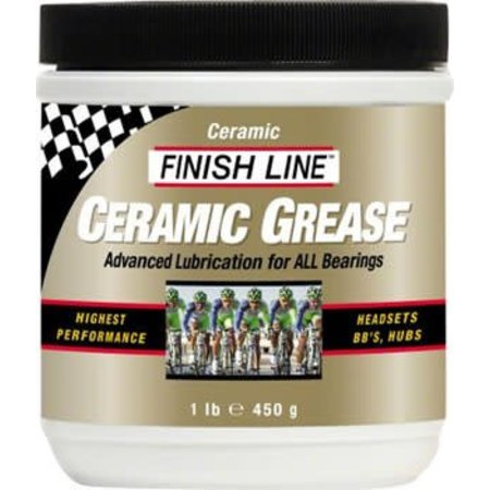 Finish Line Ceramic Grease, 1lb Tub