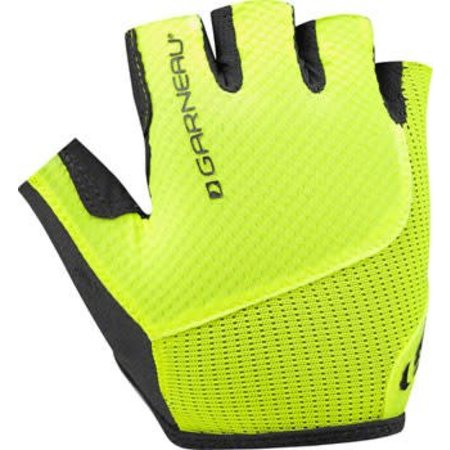 Louis Garneau Nimbus Evo Women's Glove: Bright Yellow SM