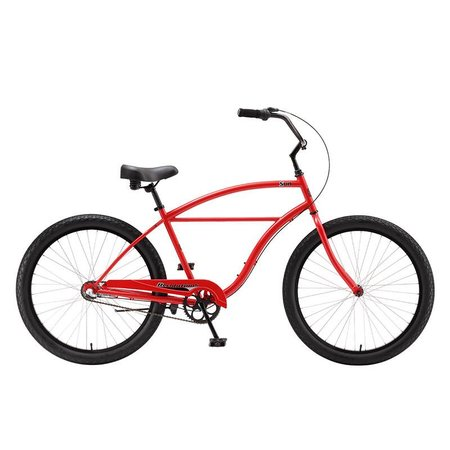 Sun Bicycles Revolutions 3 Red