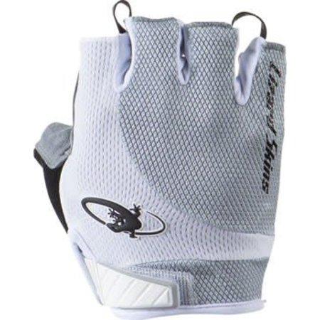 Lizard Skins Aramus Elite Gloves: Titanium LG