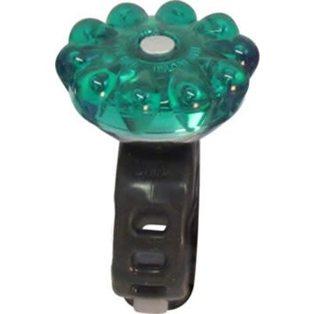 Incredibell Bling Adjustabell Bell: Emerald