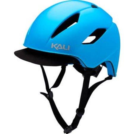 Kali Protectives Danu Helmet: Solid Matte Ice SM/MD