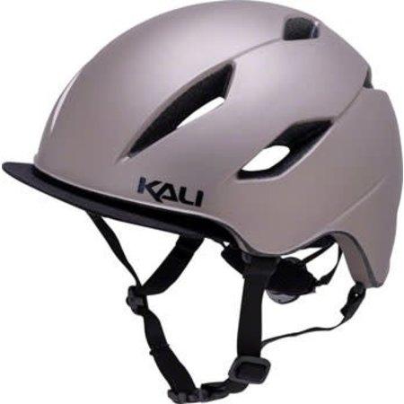 Kali Protectives Danu Helmet: Solid Matte Bronze LG/XL