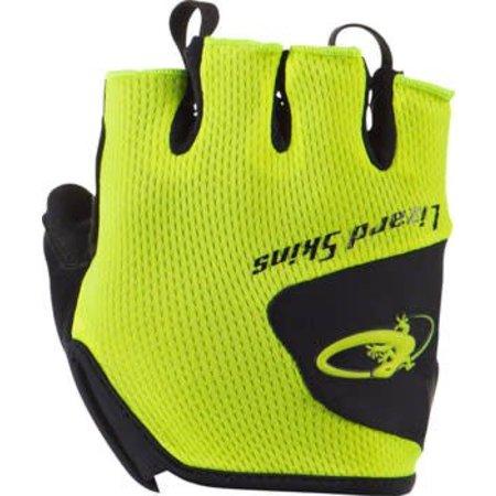 Lizard Skins Aramus Gloves: Neon MD