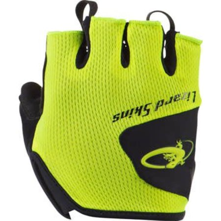 Lizard Skins Aramus Gloves: Neon LG