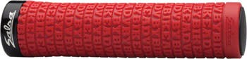 Backcountry Lock-On Grips Red