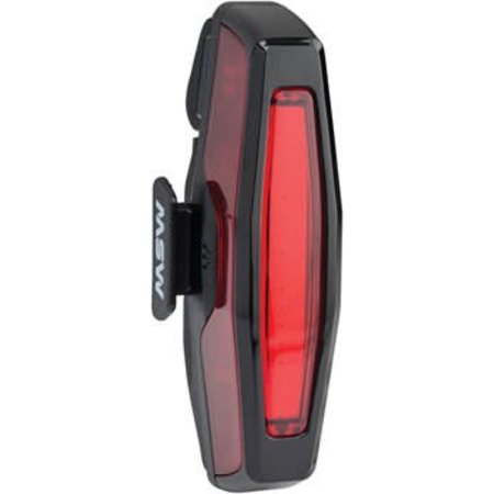 Pangolin Rear USB Taillight with Multiple lighting Modes: Black