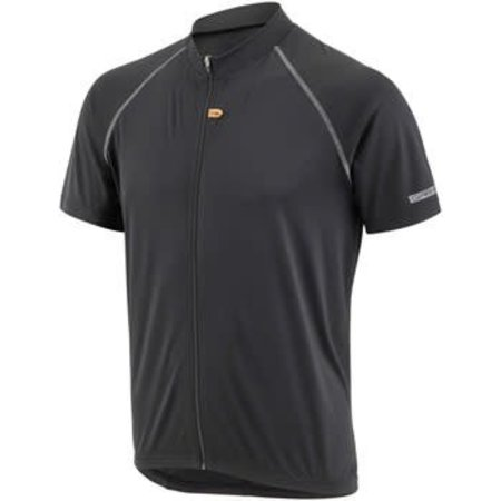 Louis Garneau Manchester Men's Jersey: Black XL