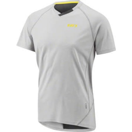 Louis Garneau HTO 2 Men's Jersey: Heather Gray/Asphalt 2XL