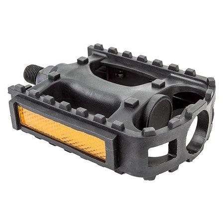 Sport II Pedal 1/2in Black