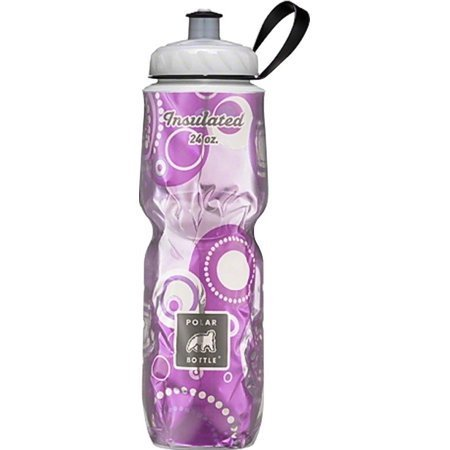 Polar Insulated Water Bottle: 24oz, Andromeda