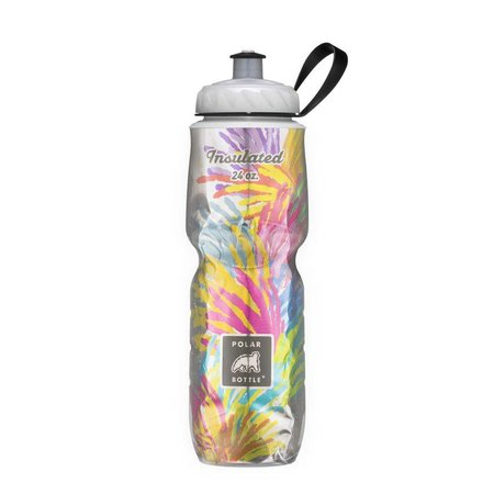 Insulated Water Bottle: 24oz, Starburst