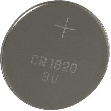 Battery, Lithium CR1620