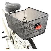 Market Basket Racktop Black Mesh