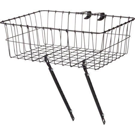 Wald Black Standard Basket 18X13X6