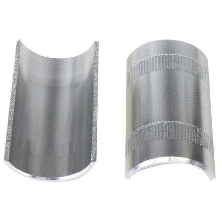 Handlebar Shim Sunlite Alloy 22.2-25.4 mm Silver