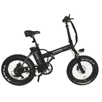 Mini Pro e-fat Bike Folding