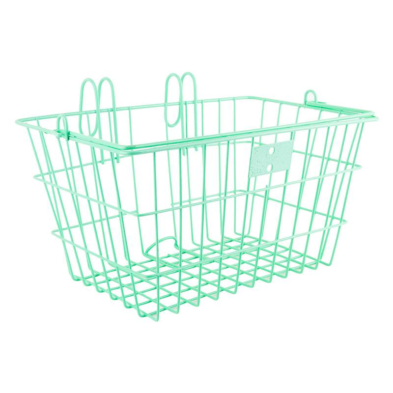 Lift-Off Front Basket Wire Green