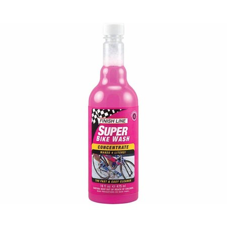 Super Bike Wash Concentrate, 16oz (Makes 2 Gallons)