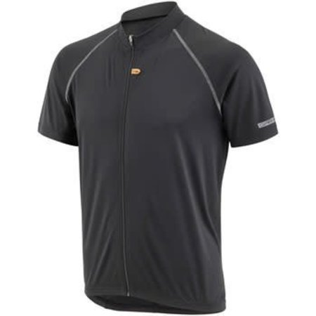 Garneau Manchester Men's Jersey: Black