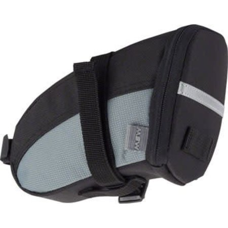 SBG-100 Seat Bag, Black/Gray