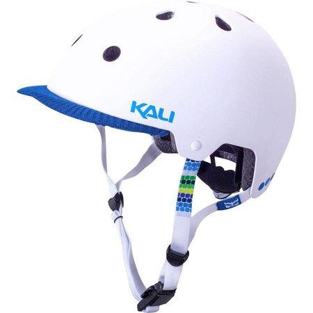 Saha Helmet: Sunny Matte White