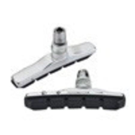 Mountain Threaded Post Cartridge Type Silver Pair