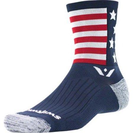 Vision Spirit Five Sock: American