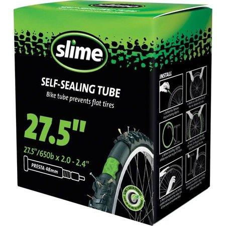 "Self-Sealing Tube 27.5"" x 2.0-2.4"", 32mm Presta Valve"